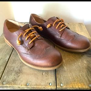 Sperry topsider Woman's Oxford Leather Shoes 🌿